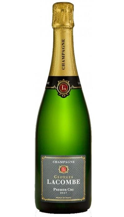 Champagne Georges Lacombe Premier Cru Brut