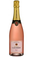 Champagne Georges Lacombe Brut Rosé