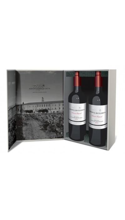Caja Regalo Premium 2 botellas de Abadía Retuerta Selección Esp.