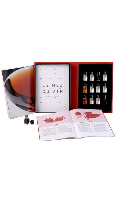 Le Nez Du Vin, Los Vinos Tintos