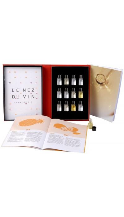 Le Nez Du Vin, Los Vinos Blancos