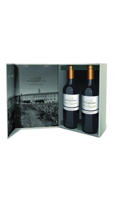 Caja Regalo Premium, dos botellas Vinos de Pago