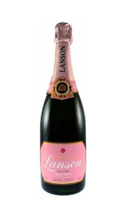 Champagne Lanson Rosé