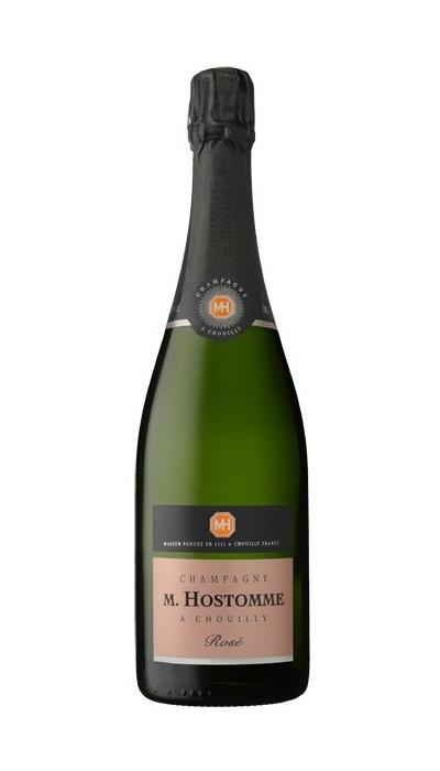 Champagne Hostomme Rosé Brut