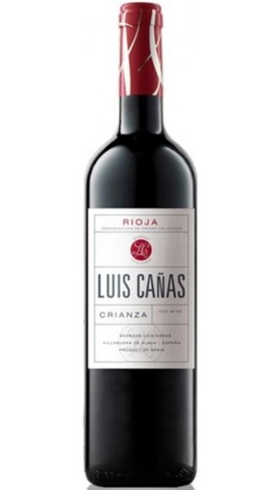 Luis Cañas Crianza 2012