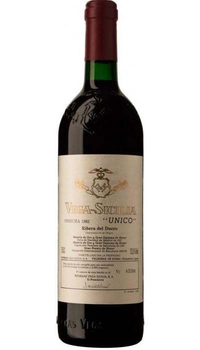 Vega Sicilia único Gran Reserva 1982 Vino Tinto Ribera Del Duero
