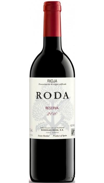 Roda Reserva 2010