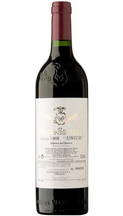 Vega Sicilia único 1968 Vino Tinto Ribera Del Duero