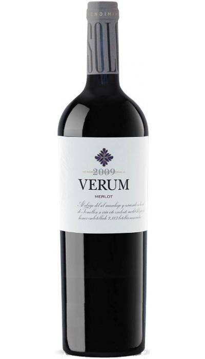 Verum Merlot Vendimia Seleccionada 2009