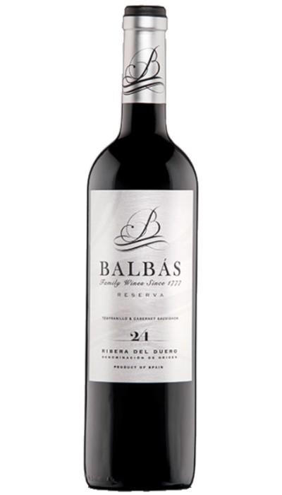 Balbás Reserva 2012