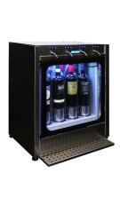 Dispensador de 4 botellas de Vino VG04EC