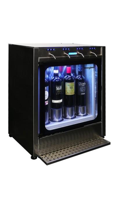 Dispensador de 4 botellas de Vino VG04EC