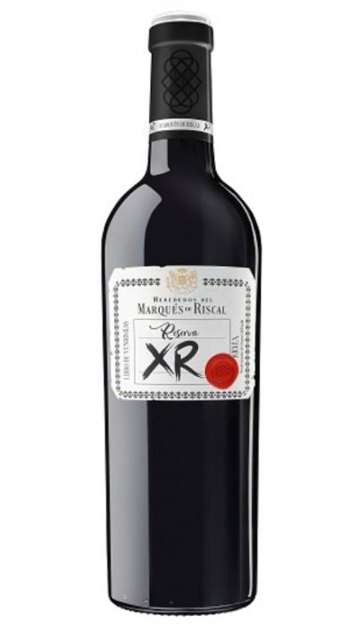 XR de Marqués de Riscal 2015