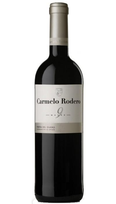 Carmelo Rodero 9 meses 2019
