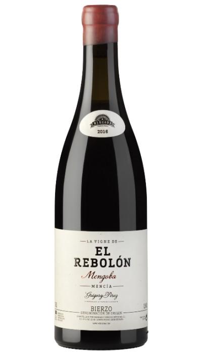 Mengoba El Rebolón 2016