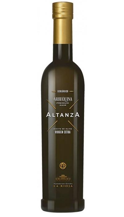 Aceite de Oliva Virgen Extra Ecológico Altanza