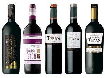Colección Marqués de Terán Vinos