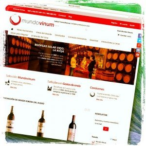 MundoVinum ...arrancamos nuestra web.