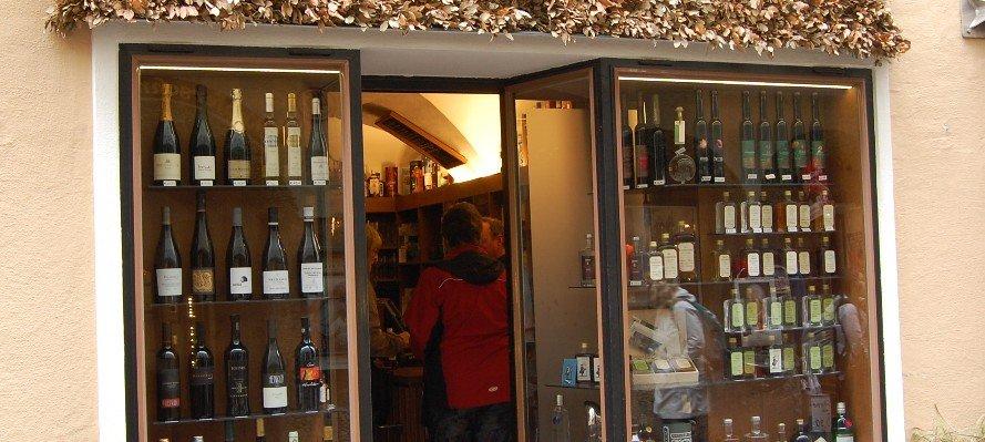 Tienda donde comprar vino