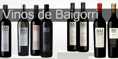 Vinos de Baigorri