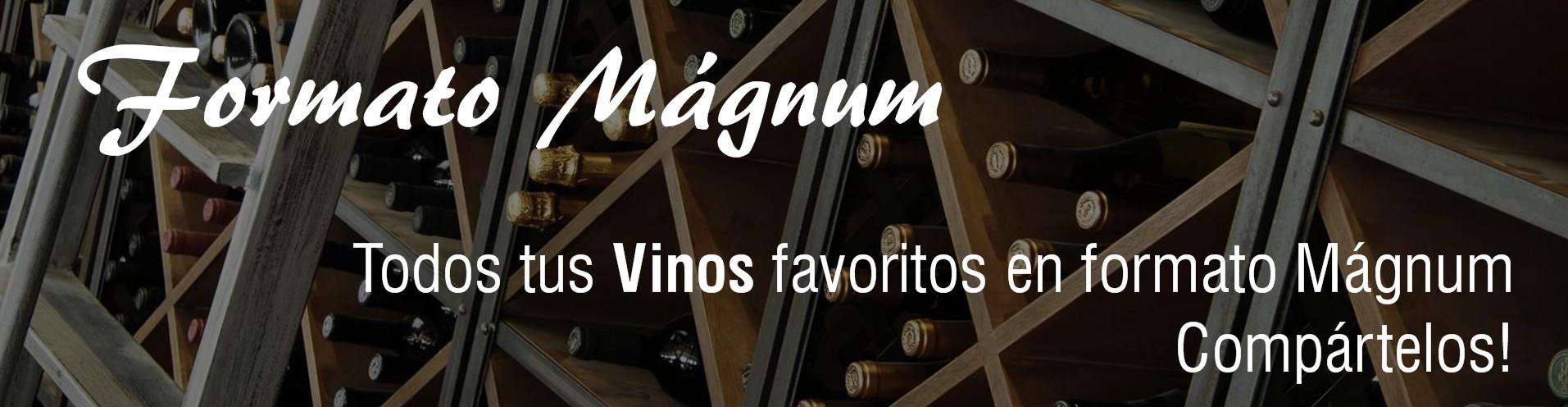Vinos Formato Mágnum